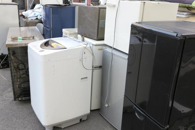 遺品整理で出てきたリサイクル家電の処分方法