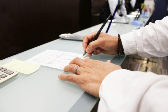 故人の所得税の確定申告