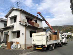 神戸市須磨区の遺品整理