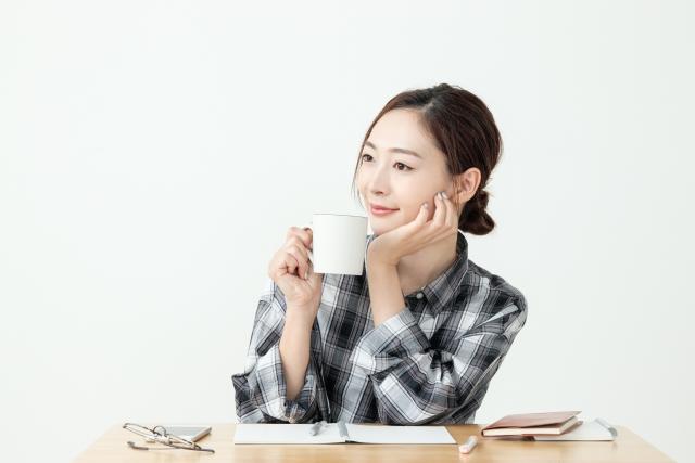 コーヒータイム,一休み
