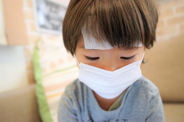 風邪,インフルエンザ