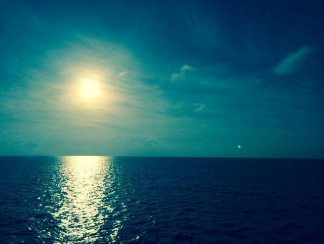 海への散骨