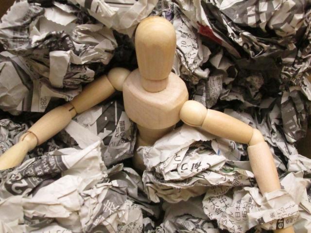 ゴミ屋敷被害