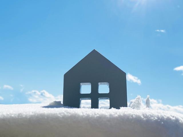 空き家の一軒家